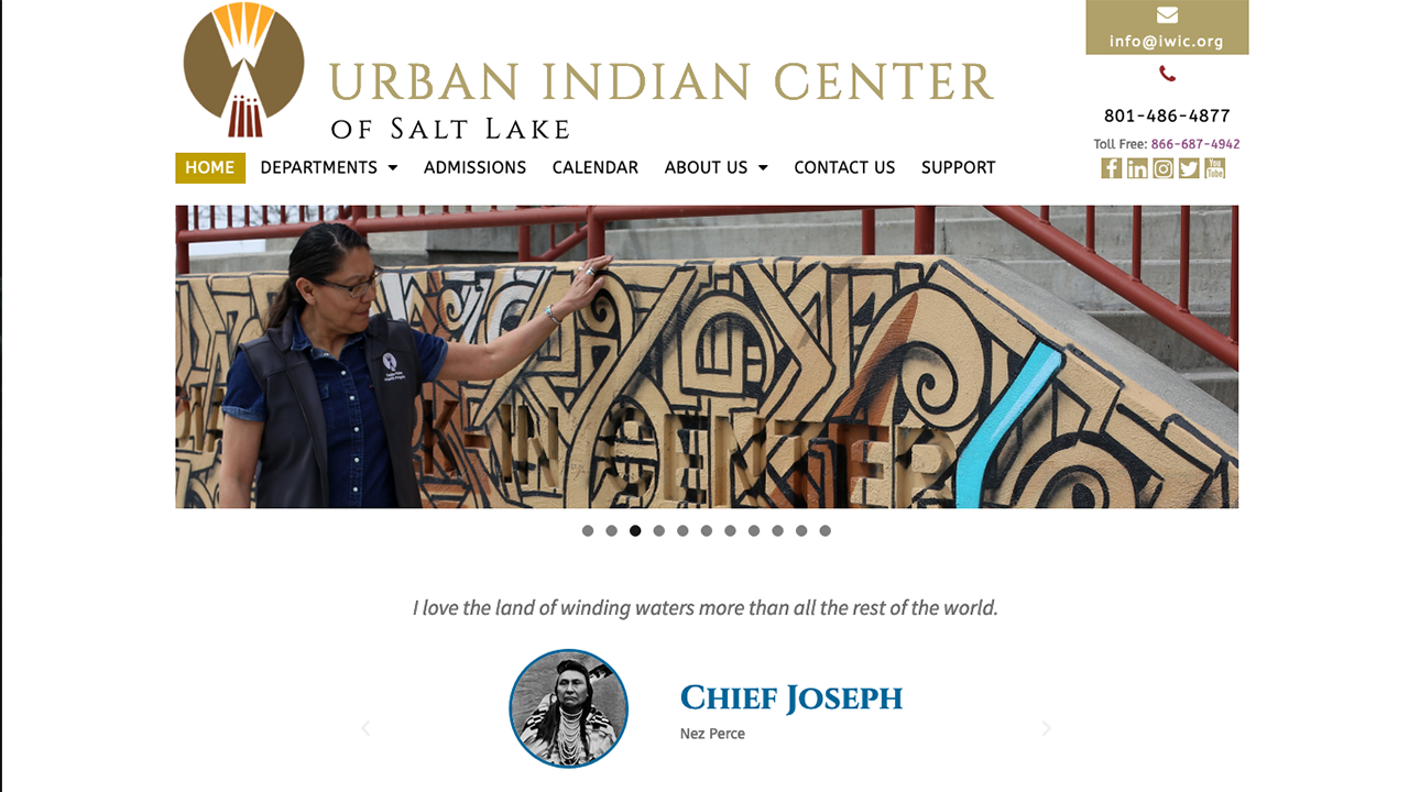 Urban Indian Center