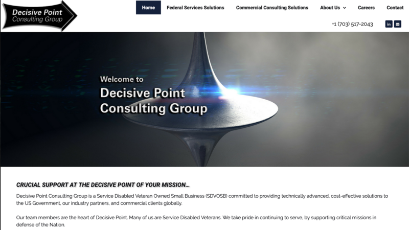 Decisive Point Consulting Group
